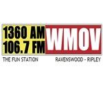 AM1360,FM106-7and 93-5 WMOV – WMOV