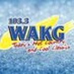 103.3 WAKG – WAKG