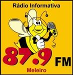 Rádio 87.9 FM de Meleiro