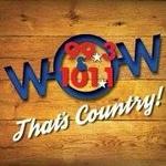 Wow 99.3 & 101.1 – WICO-FM
