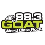 99.3 The Goat – CHRT-FM