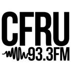 CFRU 93.3 FM – CFRU-FM