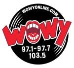 97.1 97.7 103.5 WOWY – WHUN-FM