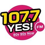 107.7 Yes! FM – KLZK