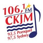106.1 FM CKJM – CKJM-FM
