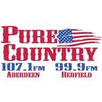 Pure Country 107.1 & 99.9 – KKAA