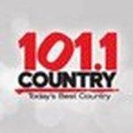 Country 101.1 – CKBY-FM