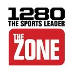 1280 The Zone – KZNS-FM