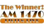 The Winner AM 1470 – KWAY