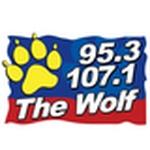 95.3 & 107.1 The Wolf – WZLF