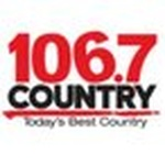 Country 106.7 – CIKZ-FM