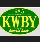 98.5 KWBY – KWBY-FM