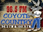 Coyote Country 96.5 – KBKZ