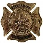 Binghamton, NY Fire