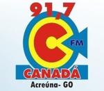 Radio Canada FM – Canadá Acreúna