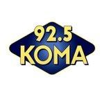 92.5 KOMA – KOMA