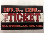 ESPN 107.5 The Ticket – WTXK