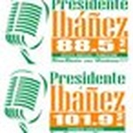 Presidente Ibañez 88.5 FM