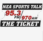 95.3 The Ticket – KNEA