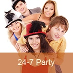 24/7 Niche Radio – 24-7 Pop Party