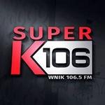Super K 106.5 – WNIK-FM