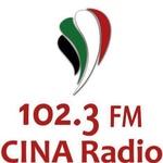 102.3 FM CINA Radio – CINA-FM