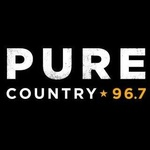 Pure Country 96.7 – CHVR-FM
