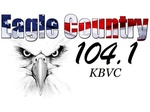 Eagle Country 104.1 – KBVC