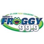 Today's Froggy 99.9 – KVOX-FM