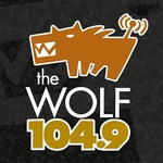 104.9 The WOLF – CFWF-FM