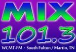 Mix 101.3 – WCMT-FM