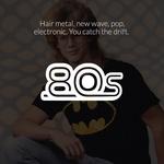 Dash Radio – 80's