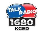 TalkRadio 1680 KGED