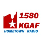 Hometown Radio 1580 – KGAF