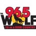 96.5 The Wolf – WLWF