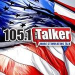 105.1 The Big Talker – KBTK