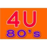 4uRadios – 4U 80's