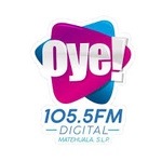 Oye 105.5 FM Digital – XEIE