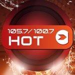 Hot 105.7/100.7 – KVVZ