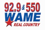 Real Country 92.9 – WAME