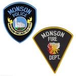 Monson, ME Police, Fire