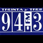 Treinta y Tres FM 94.3