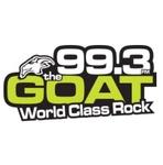 99.3 The Goat – CKQR-FM