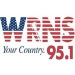 95.1 WRNS – WRNS