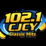 102.1 CJCY – CJCY-FM