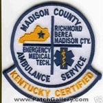 Madison County Sheriff, Police, Fire, and EMS