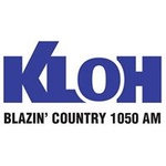 Blazin' Country 1050 – KLOH