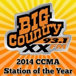 Big Country 93.1 – CJXX-FM