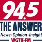 94.5 WGTK The Answer – WGTK-FM