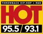 Hot 95.5/93.1 – WCHZ